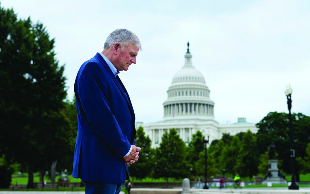 Franklin Graham: Christ Our Sovereign King