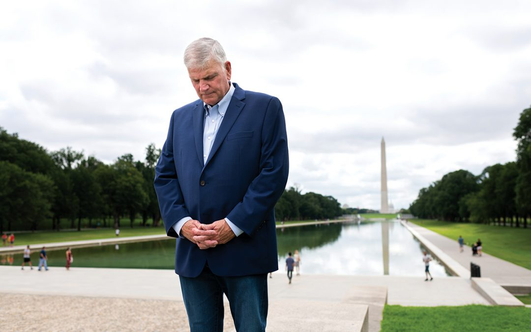 Franklin Graham: 'Blessed Is the Nation Whose God Is the Lord'