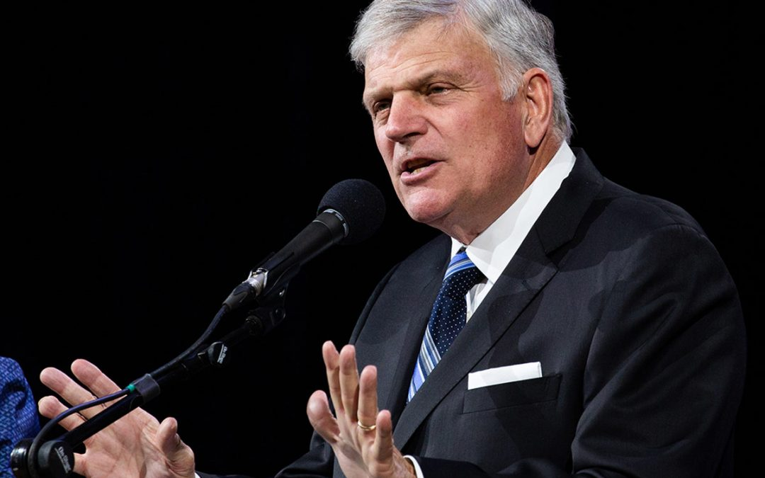 Franklin Graham: Hate Evil and Love Righteousness