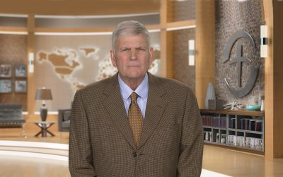 Franklin Graham: The Voice of God Can Never Be Canceled