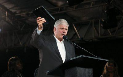 Franklin Graham: We Stand on the Gospel
