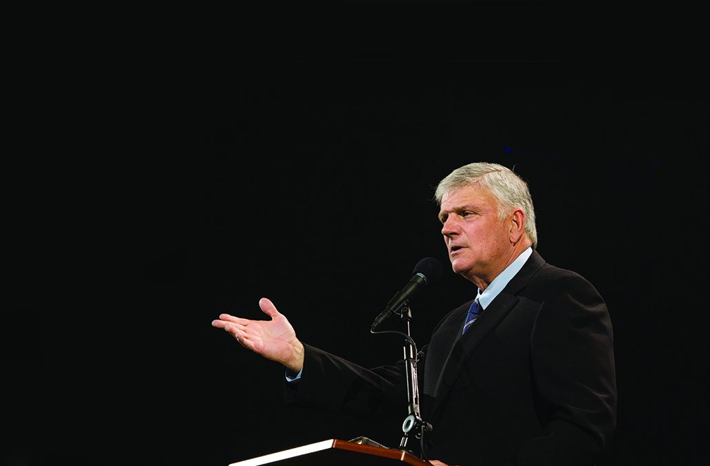 Franklin Graham: Hope in an Age of Lawlessness