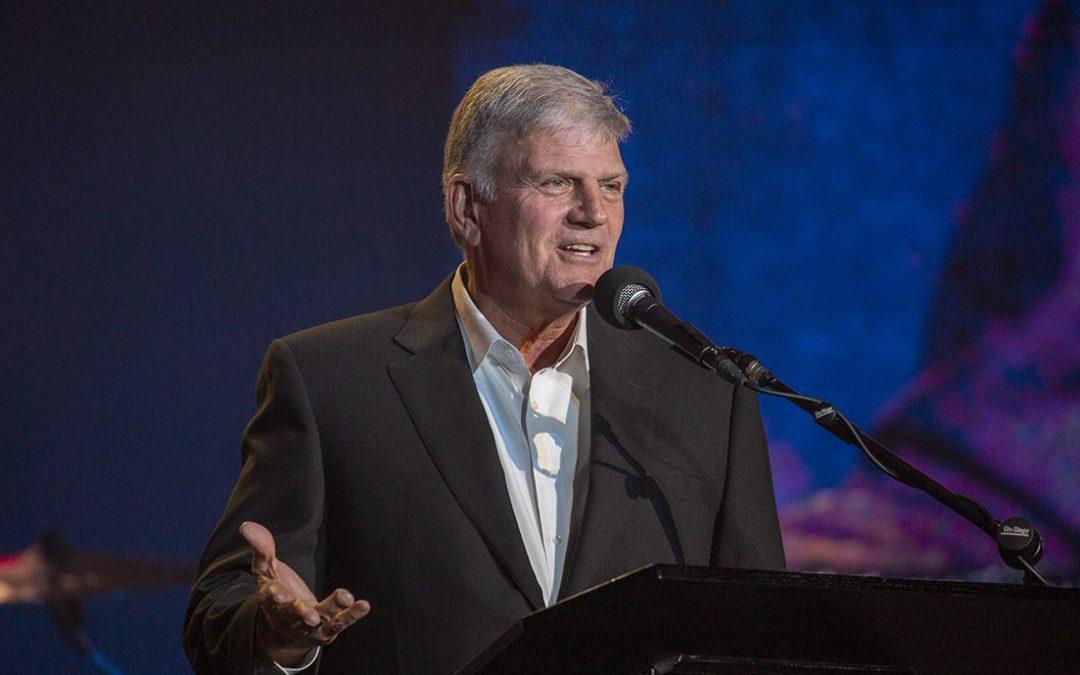 Franklin Graham: Standing Strong for Christ