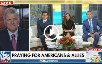 Franklin Graham on Fox News: Day of Prayer for Afghanistan