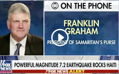 Franklin Graham on Fox News: Haiti Earthquake