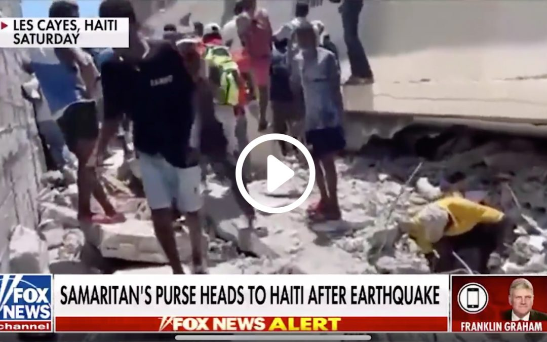 Franklin Graham on Fox News: Samaritan's Purse Responding to Haiti Earthquake